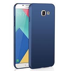 Custodia Plastica Rigida Cover Opaca M02 per Samsung Galaxy A9 Pro (2016) SM-A9100 Blu