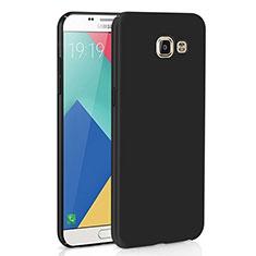 Custodia Plastica Rigida Cover Opaca M02 per Samsung Galaxy A9 Pro (2016) SM-A9100 Nero