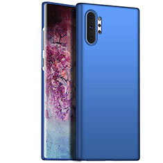 Custodia Plastica Rigida Cover Opaca M02 per Samsung Galaxy Note 10 Plus 5G Blu
