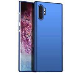 Custodia Plastica Rigida Cover Opaca M02 per Samsung Galaxy Note 10 Plus Blu