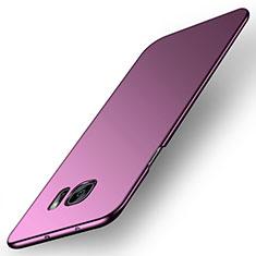 Custodia Plastica Rigida Cover Opaca M02 per Samsung Galaxy S6 Edge SM-G925 Viola