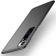 Custodia Plastica Rigida Cover Opaca M02 per Xiaomi Mi 10 Ultra Nero