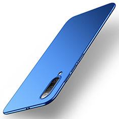 Custodia Plastica Rigida Cover Opaca M02 per Xiaomi Mi 9 Lite Blu
