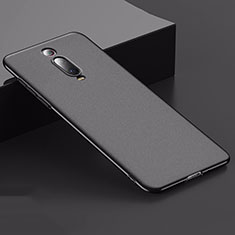 Custodia Plastica Rigida Cover Opaca M02 per Xiaomi Mi 9T Nero