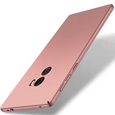 Custodia Plastica Rigida Cover Opaca M02 per Xiaomi Mi Mix Oro Rosa