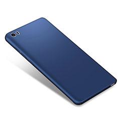 Custodia Plastica Rigida Cover Opaca M02 per Xiaomi Mi Note Blu