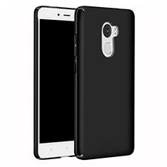 Custodia Plastica Rigida Cover Opaca M02 per Xiaomi Redmi 4 Standard Edition Nero