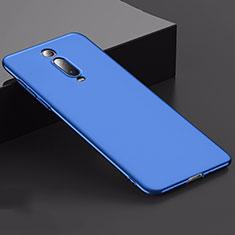 Custodia Plastica Rigida Cover Opaca M02 per Xiaomi Redmi K20 Blu