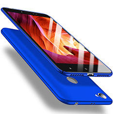 Custodia Plastica Rigida Cover Opaca M02 per Xiaomi Redmi Note 5A High Edition Blu
