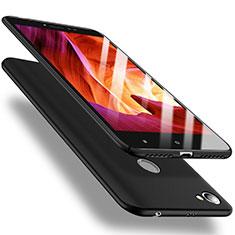 Custodia Plastica Rigida Cover Opaca M02 per Xiaomi Redmi Note 5A Pro Nero