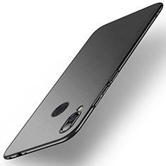 Custodia Plastica Rigida Cover Opaca M02 per Xiaomi Redmi Note 7 Nero