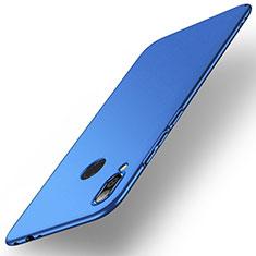 Custodia Plastica Rigida Cover Opaca M02 per Xiaomi Redmi Note 7 Pro Blu