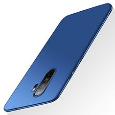 Custodia Plastica Rigida Cover Opaca M02 per Xiaomi Redmi Note 8 Pro Blu
