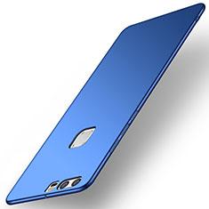 Custodia Plastica Rigida Cover Opaca M03 per Huawei P9 Plus Blu