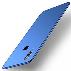 Custodia Plastica Rigida Cover Opaca M03 per Samsung Galaxy A6s Blu