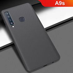 Custodia Plastica Rigida Cover Opaca M03 per Samsung Galaxy A9s Nero