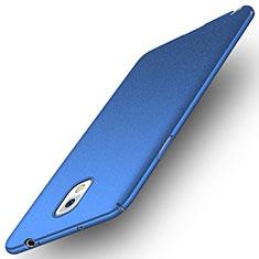 Custodia Plastica Rigida Cover Opaca M03 per Samsung Galaxy Note 3 N9000 Blu