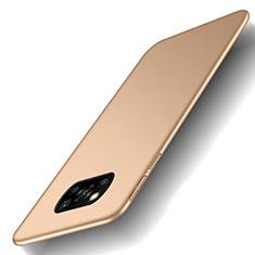 Custodia Plastica Rigida Cover Opaca M03 per Xiaomi Poco X3 NFC Oro