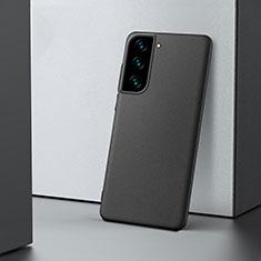 Custodia Plastica Rigida Cover Opaca M04 per Samsung Galaxy S21 Plus 5G Nero