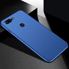 Custodia Plastica Rigida Cover Opaca M05 per OnePlus 5T A5010 Blu