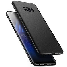Custodia Plastica Rigida Cover Opaca M17 per Samsung Galaxy S8 Plus Nero