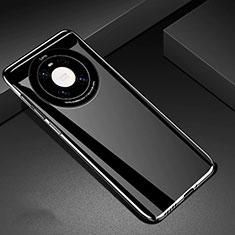 Custodia Plastica Rigida Cover Opaca P01 per Huawei Mate 40 Nero