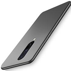 Custodia Plastica Rigida Cover Opaca P01 per OnePlus 8 Nero
