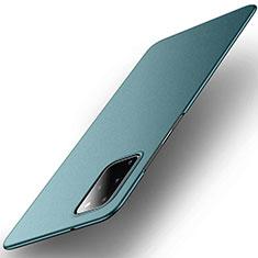 Custodia Plastica Rigida Cover Opaca P01 per Samsung Galaxy S20 Plus Verde