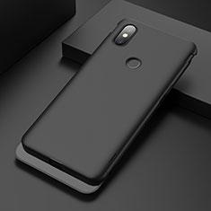 Custodia Plastica Rigida Cover Opaca P01 per Xiaomi Mi Mix 3 Nero