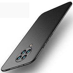 Custodia Plastica Rigida Cover Opaca P01 per Xiaomi Redmi K30 Pro Zoom Nero
