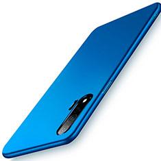 Custodia Plastica Rigida Cover Opaca P02 per Huawei Nova 6 5G Blu