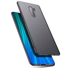 Custodia Plastica Rigida Cover Opaca P03 per Xiaomi Redmi Note 8 Pro Grigio Scuro