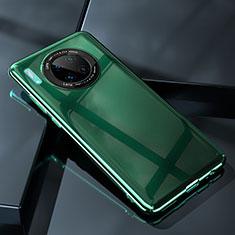 Custodia Plastica Rigida Cover Opaca P05 per Huawei Mate 30 Verde
