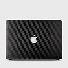Custodia Plastica Rigida Cover Opaca Spigato per Apple MacBook Air 13 pollici (2020) Nero
