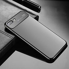 Custodia Plastica Rigida Cover Opaca Z01 per Apple iPhone 8 Plus Nero