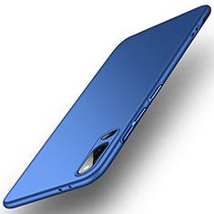 Custodia Plastica Rigida Cover Sabbie Mobili per Huawei Honor Magic 2 Blu