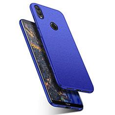 Custodia Plastica Rigida Cover Sabbie Mobili per Huawei Honor Note 10 Blu