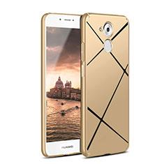 Custodia Plastica Rigida Line per Huawei Enjoy 6S Oro