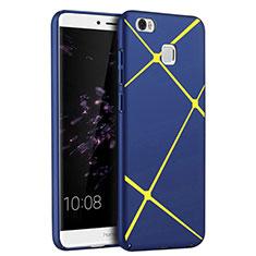 Custodia Plastica Rigida Line per Huawei Honor V8 Max Blu