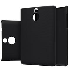 Custodia Plastica Rigida Opaca M01 per Blackberry Passport Silver Edition Nero