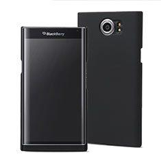 Custodia Plastica Rigida Opaca M01 per Blackberry Priv Nero