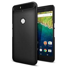 Custodia Plastica Rigida Opaca M01 per Google Nexus 6P Nero