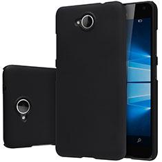 Custodia Plastica Rigida Opaca M01 per HTC U Play Nero
