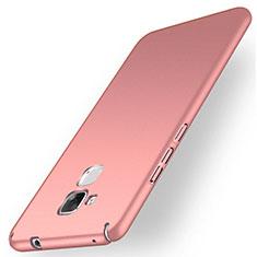Custodia Plastica Rigida Opaca M01 per Huawei GT3 Oro Rosa