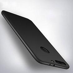 Custodia Plastica Rigida Opaca M01 per Huawei Honor V9 Nero