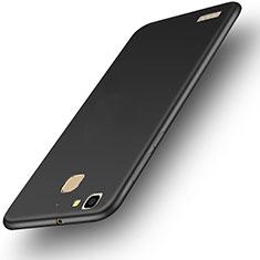 Custodia Plastica Rigida Opaca M01 per Huawei P8 Lite Smart Nero