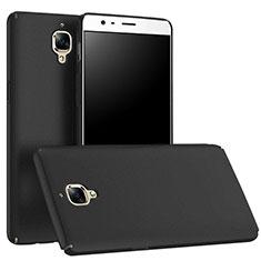 Custodia Plastica Rigida Opaca M01 per OnePlus 3 Nero