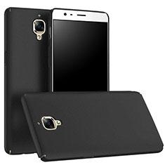 Custodia Plastica Rigida Opaca M01 per OnePlus 3T Nero