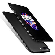 Custodia Plastica Rigida Opaca M01 per OnePlus 5 Nero