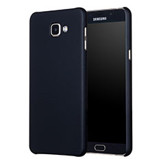 Custodia Plastica Rigida Opaca M01 per Samsung Galaxy A3 (2017) SM-A320F Nero